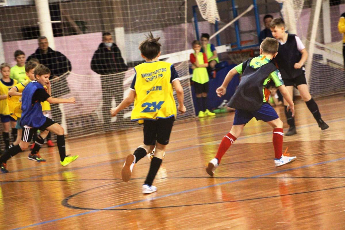 В Вязниках прошёл мини-футбольный турнир, посвящённый Дню защитника Отечества